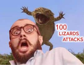 #97 for Create a Youtube thumbnail photo ----- for a youtube video (lizards) by MuhammadIlyass