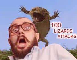Nro 97 kilpailuun Create a Youtube thumbnail photo ----- for a youtube video (lizards) käyttäjältä MuhammadIlyass