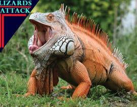 Nro 75 kilpailuun Create a Youtube thumbnail photo ----- for a youtube video (lizards) käyttäjältä sozibmadbor56