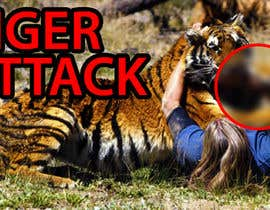 #131 for Create a Youtube thumbnail photo ----- for a youtube video (tigers)) by CorreiaRafaela