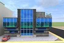 Participación Nro. 10 de concurso de Building Architecture para Elevations for an office building