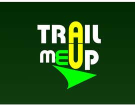 #35 for Logo RESTYLING for Trail Me Up af lauranl