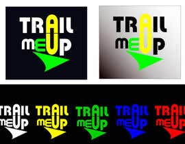 #36 for Logo RESTYLING for Trail Me Up af lauranl