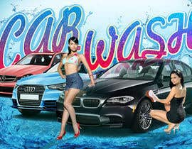 #2 para Design a Banner for Car Wash de dabanzz