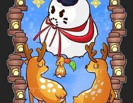 #564 for Neko Ninja Contest (Japanese Cat Ninja) by Saorika
