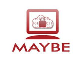 "#29 para Make a Cool Logo For my ""maybe"" Compagny por FRIDAH21"