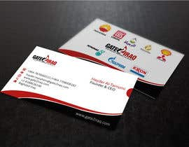#19 for Design some Business Cards for Gate2Iraq Group by GhaithAlabid