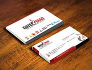 Graphic Design Entri Peraduan #23 for Design some Business Cards for Gate2Iraq Group