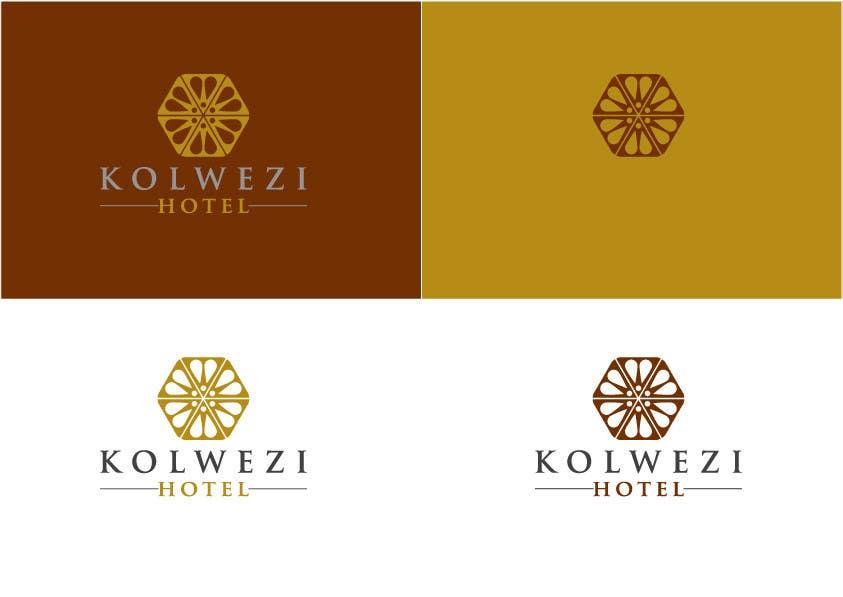 Konkurrenceindlæg #                                        3                                      for                                         Logo design for modern stylish hotel