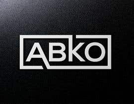 nº 134 pour ABKO Logo For a company that sells products made from recyclable materials par mdtanvirhasan352