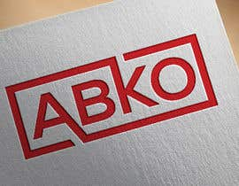 nº 136 pour ABKO Logo For a company that sells products made from recyclable materials par mdtanvirhasan352