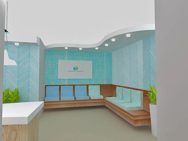 Contest Entry #                                        21                                      for                                         physiotherapy  center