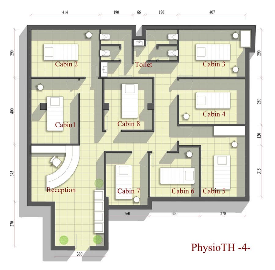 Contest Entry #                                        14                                      for                                         physiotherapy  center