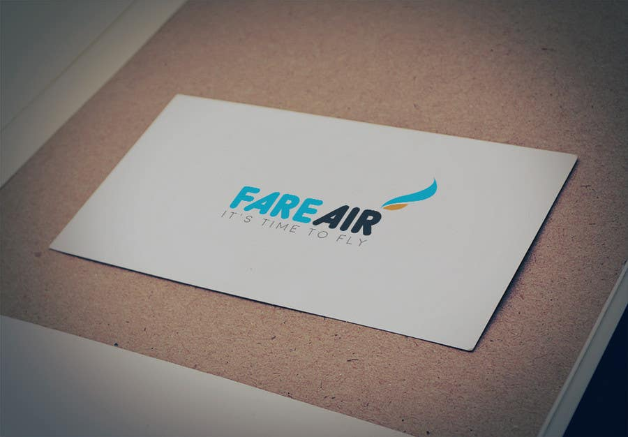 Contest Entry #22 for Design a Logo for fare air