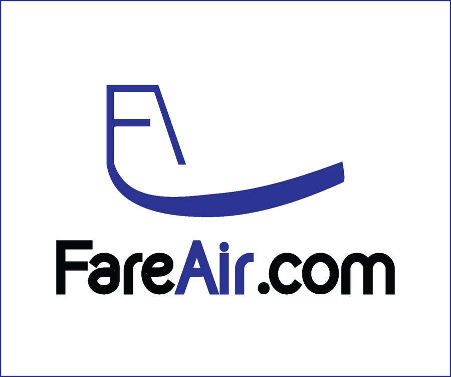 Participación en el concurso Nro.                                        18                                      para                                         Design a Logo for fare air