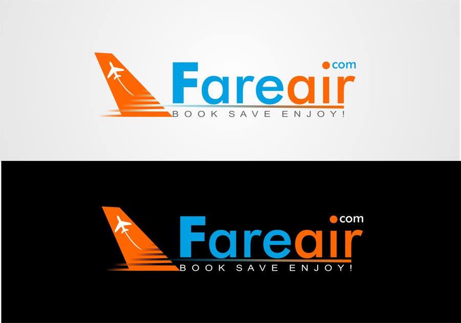 Contest Entry #                                        54                                      for                                         Design a Logo for fare air
