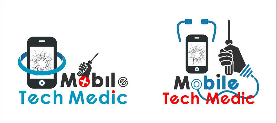 Konkurrenceindlæg #                                        59                                      for                                         Design a Logo for Cell Phone Repair Company