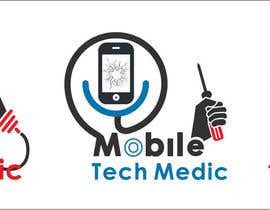 #82 untuk Design a Logo for Cell Phone Repair Company oleh rahulwhitecanvas