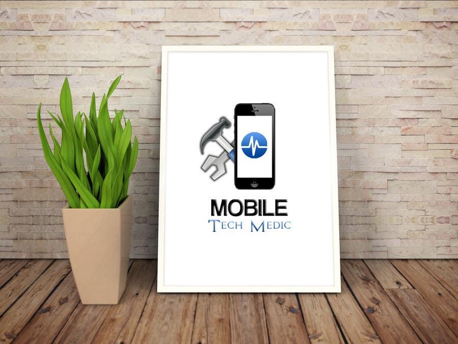 Konkurrenceindlæg #                                        87                                      for                                         Design a Logo for Cell Phone Repair Company