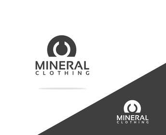 #135 for Design a Logo for Minerals Clothing by ydgdesign