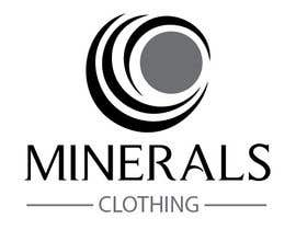 nat385님에 의한 Design a Logo for Minerals Clothing을(를) 위한 #243