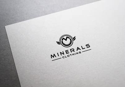 #160 for Design a Logo for Minerals Clothing by sdartdesign
