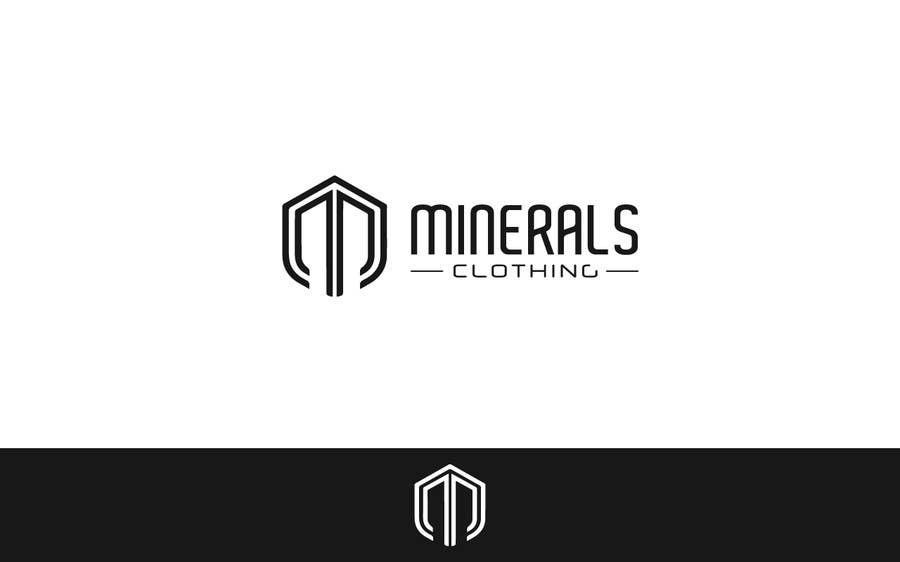 Konkurrenceindlæg #226 for Design a Logo for Minerals Clothing