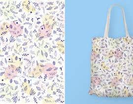 nº 61 pour Artwork design for textile pattern par pergeo