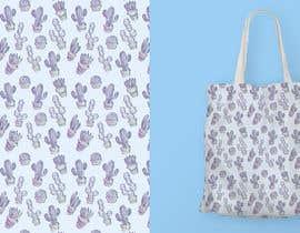 nº 93 pour Artwork design for textile pattern par pergeo