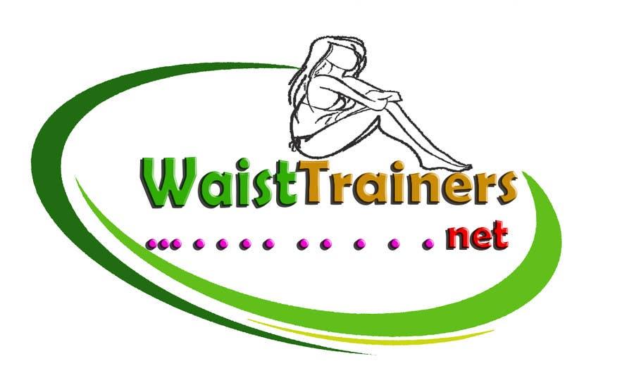 Inscrição nº 48 do Concurso para Design a Logo for a Waist Trainer (corset) Company