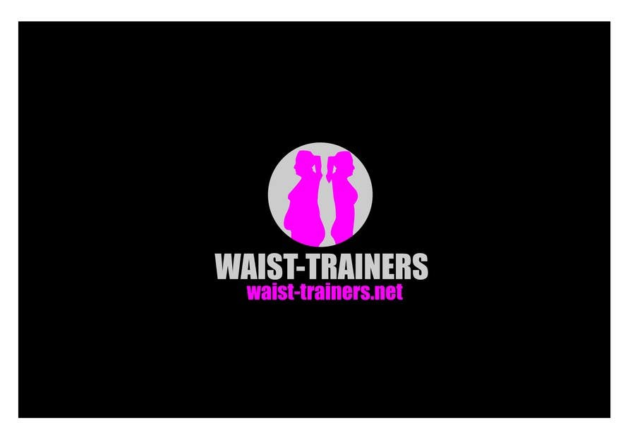 Contest Entry #                                        76                                      for                                         Design a Logo for a Waist Trainer (corset) Company