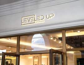 Nro 106 kilpailuun Logo design: Leveled UP! Woman käyttäjältä shafiislam079