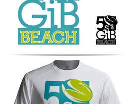 #7 for Design a Logo for Beach Rugby - Use your imagination! by mariacastillo67
