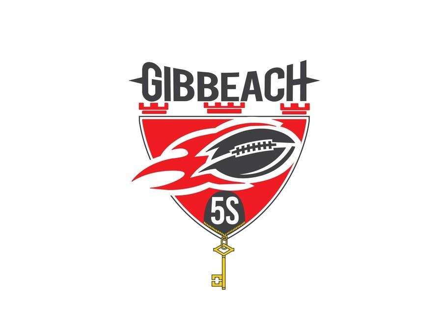 Kilpailutyö #23 kilpailussa Design a Logo for Beach Rugby - Use your imagination!