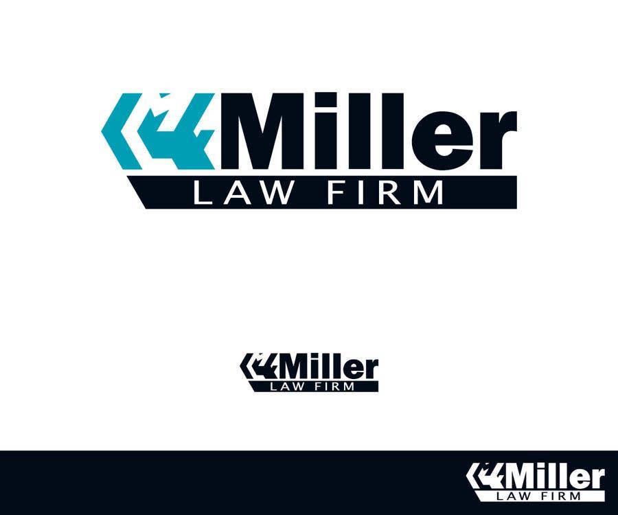 Konkurrenceindlæg #                                        23                                      for                                         Logo Design for Miller Law Firm