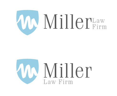 #37 for Logo Design for Miller Law Firm by holecreative