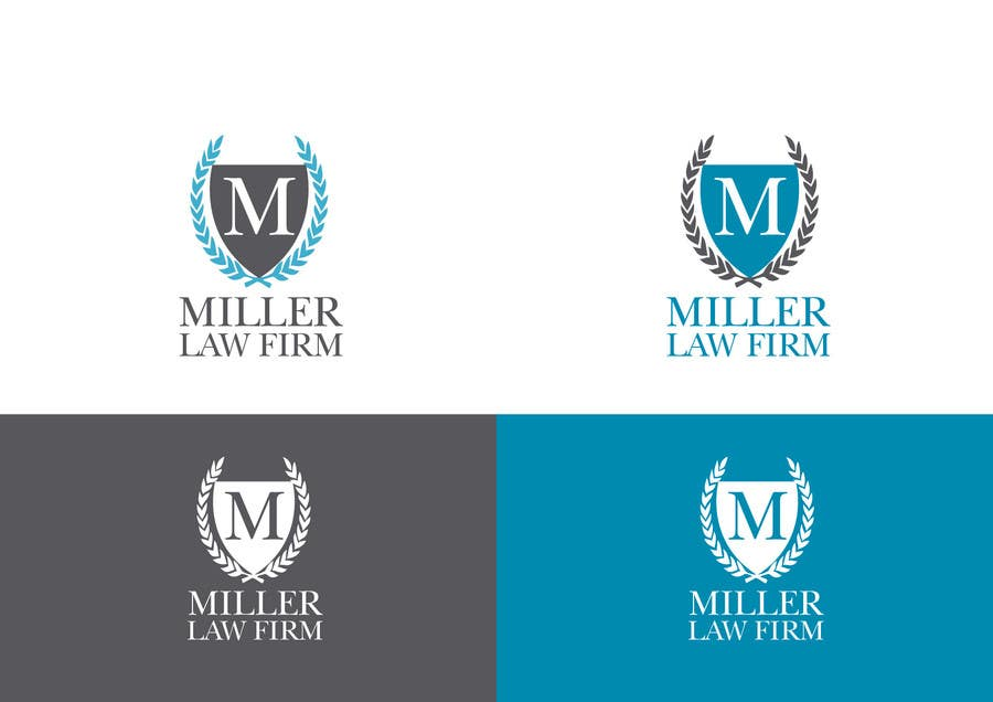 #45 for Logo Design for Miller Law Firm by humphreysmartin