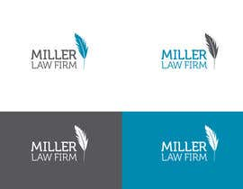 #46 cho Logo Design for Miller Law Firm bởi humphreysmartin