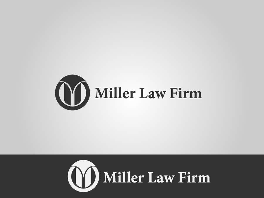 #56 for Logo Design for Miller Law Firm by rashedhannan