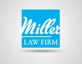 #57 for Logo Design for Miller Law Firm af SteDimGR