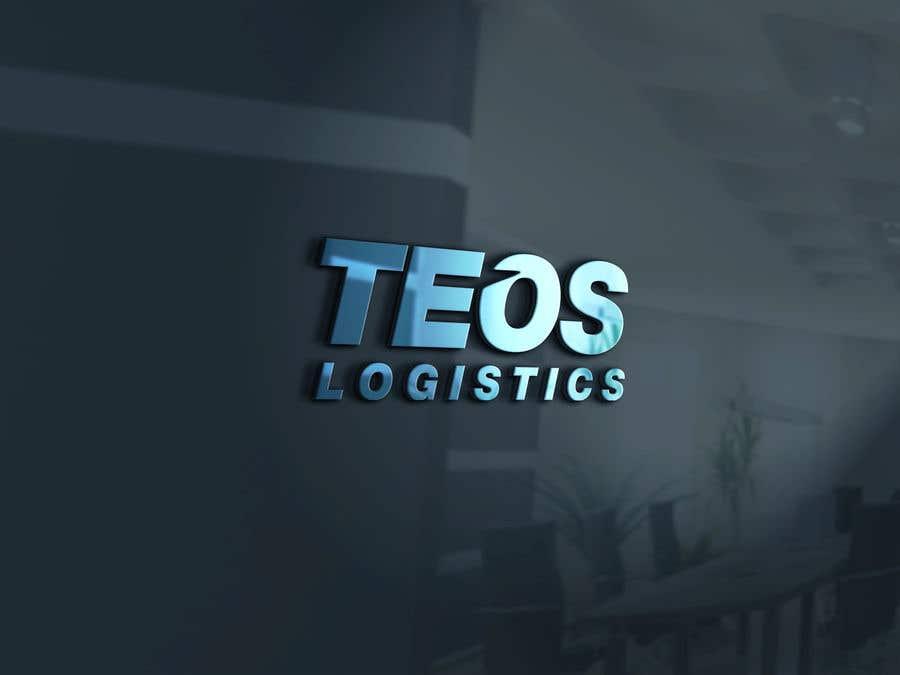 Bài tham dự cuộc thi #                                        112                                      cho                                         Logo Design for Teos Logistics