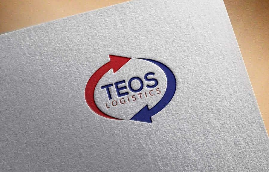 Bài tham dự cuộc thi #                                        438                                      cho                                         Logo Design for Teos Logistics