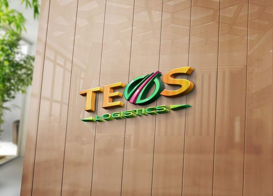 Bài tham dự cuộc thi #                                        407                                      cho                                         Logo Design for Teos Logistics