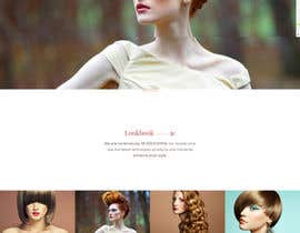 #1 for One page website for hair salon by parikhan4i