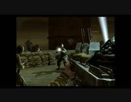 #57 untuk Intro for new mobile shooting game oleh felipebrant