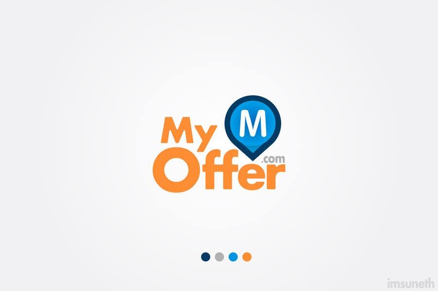 Konkurrenceindlæg #                                        47                                      for                                         Design a Logo for website :www.MYOFFER.LK