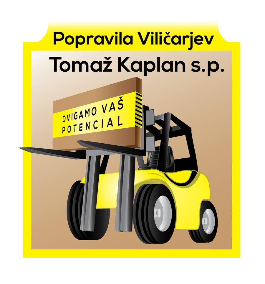 Contest Entry #                                        6                                      for                                         Design a Logo for company repairing fork-lift lorries