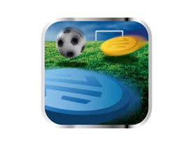 nº 36 pour Logo Design for Soccer Game par anamiruna