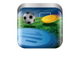 nº 38 pour Logo Design for Soccer Game par anamiruna