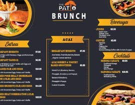 #23 for 2 Menu Designs for 1 Restaurant by aliirfan77